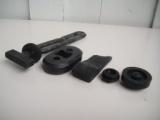A borracha moldada cliente da alta qualidade perfila o material de EPDM/Silicone/Nr/NBR/SBR/Cr/IR