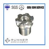 Carcaça de aço EDM de trituração de giro Machinings do forjamento do CNC do OEM Prescision