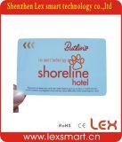 Faire à 13.56MHz les affaires bon marché d'adhésion de Digitals les cartes en plastique de PVC