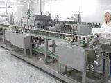 缶詰食品の生産ライン