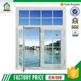 Windows de aluminio con el diseño de la parrilla (WJ-W008)