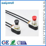 China Manufacturers Hot Sale Ein-AusToggle Switch mit CER Certificate (SPT201AT)