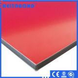El panel compuesto de aluminio de abastecimiento del panel ACP para el revestimiento exterior con precio de fábrica razonable