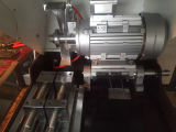De verticale Automatische Metallographic Snijder van de Steekproef