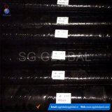 tissu tissé par pp noir de lutte contre les mauvaises herbes de 3.66m À vendre