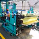 Machine d'enduit de rouleau de bobine en métal d'approvisionnement, ligne d'enduit de couleur