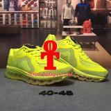 2014 pleines chaussures lentes de sports de chaussures de course de vibration de coussin d'air 621078-200