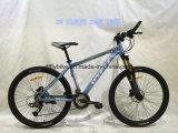 26inch合金フレームMTBのバイク、油圧ディスクブレーキ、中断フォーク、