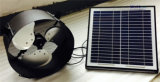 Respiradero solar sin cepillo del extractor del vatio 14inch del motor 30 de la C.C. para el montaje de la pared (SN2015004)