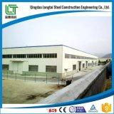 Edificio de marco de acero