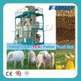Linha de produção moinho da alimentação animal da garantia do Ce de alimentação pequeno das aves domésticas
