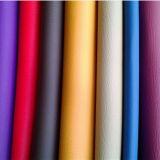 Верхний продавая поставщик кожи мебели соф драпирования Semi-PU PVC