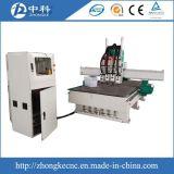 Маршрутизатор CNC дверей управлением Nk-105 Ncstudio деревянный