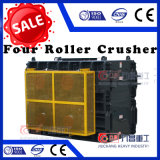 China Granite Stone Crusher for Four Roll / Roller Crushing Machine Price