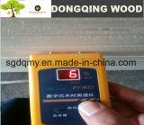 Plein bois de LVL de peuplier pour l'usage d'emballage au marché du Japon
