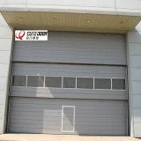 Multi секционная вертикальная раздвижная дверь