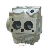 手段のエアコンの圧縮機の予備品