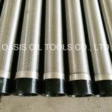 Pantallas de agua de perforación de acero Steeel Johnson