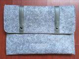 Sacoche pour ordinateur portable de feutre de sac de tablette de feutre