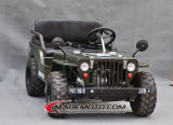 새로운 110cc Mini Jeep Willys (JW1101)