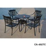 Meubles de fonte d'aluminium, meubles extérieurs Ca-692tc