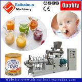 영양 유아식 생산 라인 밀어남 기계