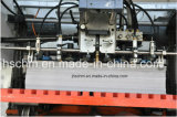 Roulis de découpage et se plissant de papier d'emballage automatique de machine de papier à la machine de découpage de feuille