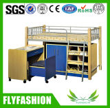 Kursteilnehmer Dormitory Metal Single Sleeping Bed für Sale