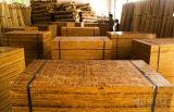 Placa de madera dura del ladrillo