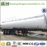 50000 van de Capaciteit van de Olie van het Vervoer van de Tanker van de Brandstof liter Aanhangwagen van de Tank van de Semi