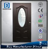 Bâti procurable pour la porte en acier insérée en verre Tempered
