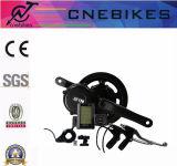 Bafang BBS01 250W Mittler-Fahren Bewegungsinstallationssatz für DIY elektrischen Fahrrad-Installationssatz