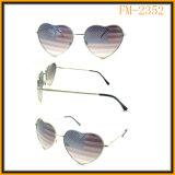 Flagge-Metallsonnenbrillen des heißen Verkaufs-FM-2352 reizend Heartshaped