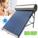 Calefator de água quente solar do aço inoxidável (coletor solar de câmara de ar de vácuo)