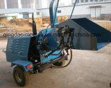 Diesel legno Shredder DWC-40