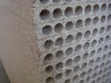 panneau creux de particules de /Tubular de carton de 33mm-35mm pour le faisceau de porte