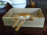 Bamboo и деревянные вилки коктеила