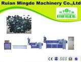 Machine de réutilisation en plastique de rebut semi automatique de refroidissement à l'air de qualité (MDC)
