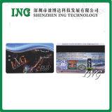 Cartão do PVC de /Printable do cartão de /PVC da impressão do Silk-Screen