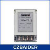 Счетчик энергии одиночной фазы (статический метр, метр) электричества (DDS2111)