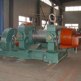 Moulin de mélange ouvert en caoutchouc du rouleau Xk400 deux avec deux ans de garantie