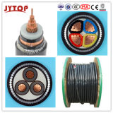 XLPE Insulated Cable를 가진 Copper Conductor를 위한 8.7/15kv Armored Power Cable