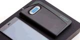 Côté annexe du pouvoir 7800mAh de téléphone innovateur avec l'écouteur de Bluetooth intégré