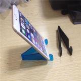 Sostenedor plegable del soporte para el teléfono celular y la pista