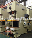 Sheet Cutting Press with C Type Body and Pneumatic Clutch