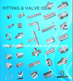 316/304 acero inoxidable que ajusta acopladores completos