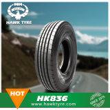 Neumático comercial certificado Smartway 11r22.5 295/75r22.5 del carro de Marvemax