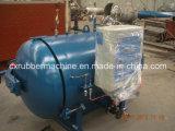 Autoclave industrial de vapor a vapor para goma y composite