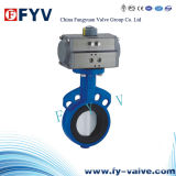 Pipeline를 위한 API Electric Butterfly Valve
