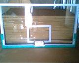 ISO를 가진 10mm 12mm 강화 유리 농구 뒤판, CCC 의 세륨, AS/NZS2208